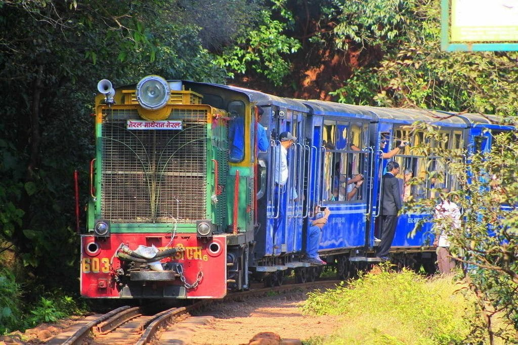Neral Matheran Hill Railway